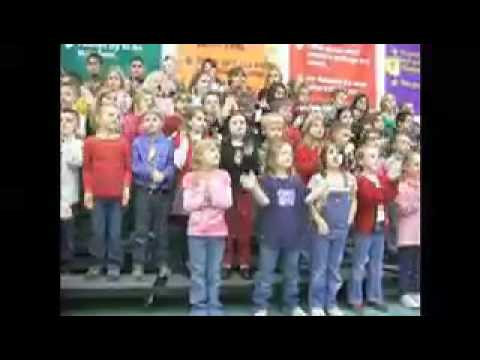 East Richland Elementary School Christmas Program