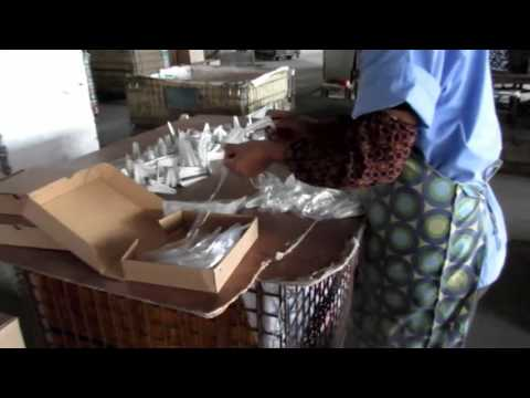 China Import, China Quality Control: Brackets Shelves / Production 3