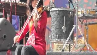 Ombak Rindu violin cover by Nisa Addina (Malaysia)