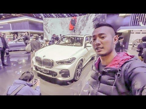 Tìm hiểu nhanh BMW X5 đời 2018 vừa ra mắt ở Paris | XEHAY.VN