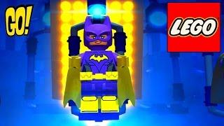 ИГРА ПО ФИЛЬМУ LEGO BATMAN игровой мультфильм ЛЕГО БЭТМЕН на Русском Языке