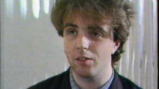 The Icicle Works - Who Do You Want For Your Love? + Interview