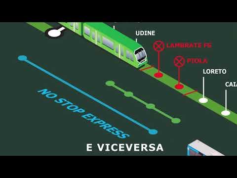 Potenziamento Infrastruttura M2: Linea Interrotta Loreto-Udine Ad Agosto