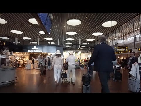 COPENHAGEN AIRPORT & WHAT I DO FOR WORK