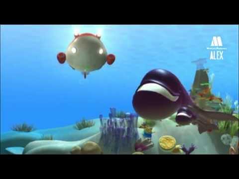La ballena, animales del mar - Alex, caricaturas animadas infantiles, comiquitas educativas de YouTube · Duración:  4 minutos 7 segundos  · Más de 172.000 vistas · cargado el 11.07.2013 · cargado por Alex, caricaturas educativas