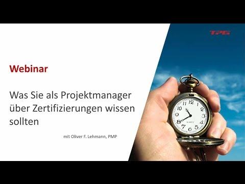 Projektmanagement-Zertifizierungen im Vergleich - Was Sie als Projektmanager wissen sollten