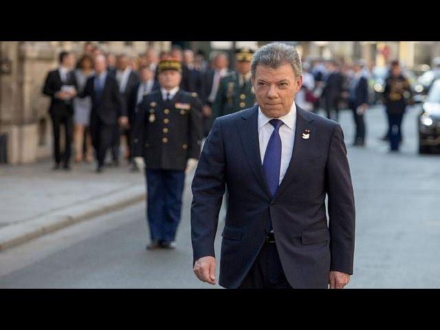 """Президент Колумбии: """"Группировка ФАРК передала 100% своего оружия ООН, это действительно конец ФАРК"""""""
