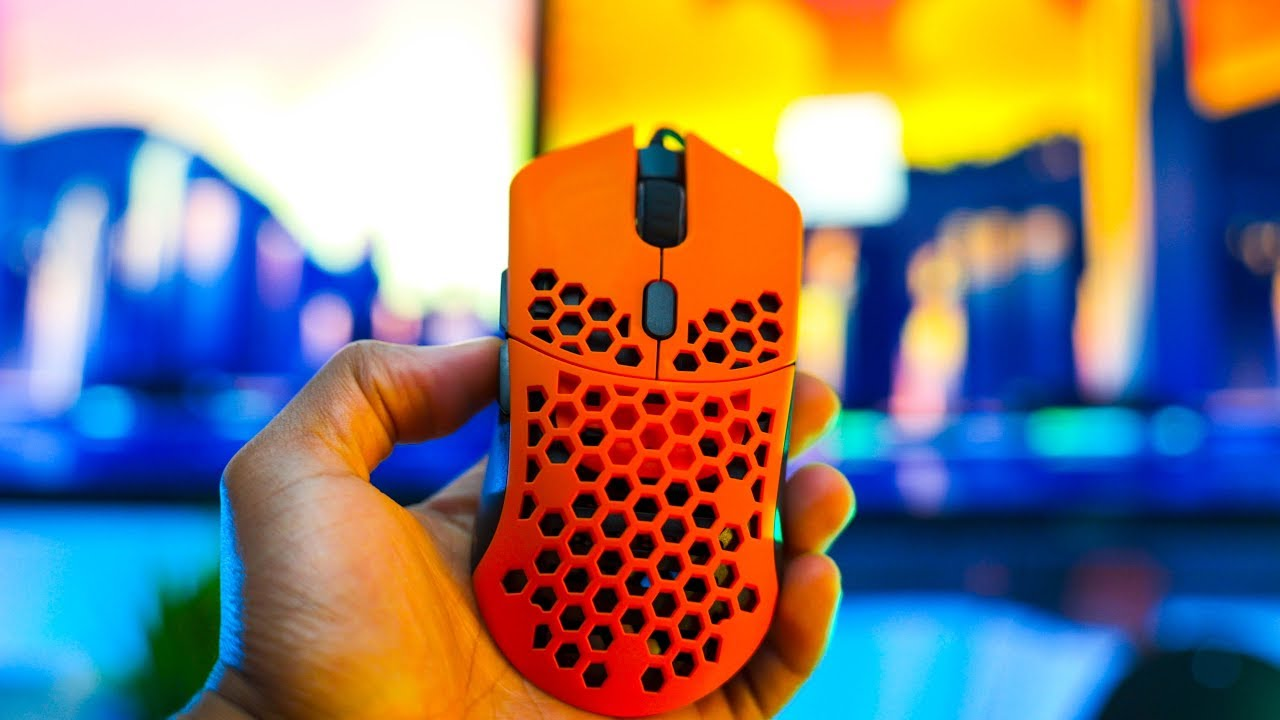 Finalmouse Ultralight Pro Sunset Review! Best Gaming Mouse 2018