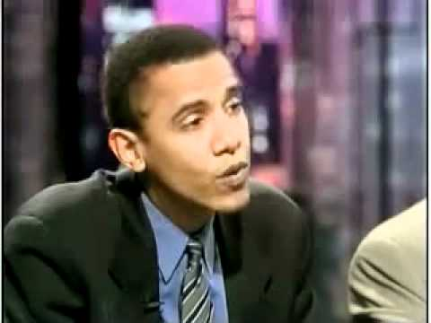 2000 Obama Primary Debate with Bobby Rush Part 1