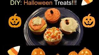 DIY Treats for Halloween! Thumbnail