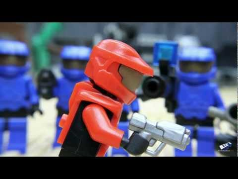 Battle of the Brick: Built for Combat - The Movie