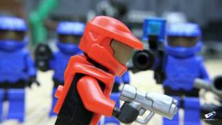 Repeat youtube video Battle of the Brick: Built for Combat - The Movie