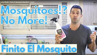 Last Shield - Finito El Mosquito Repellent - Liquid