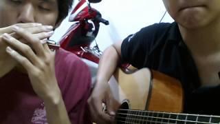 Harmonica - thư tình chàng ca sĩ - covẻr