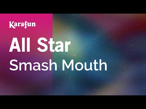 Karaoke All Star - Smash Mouth *