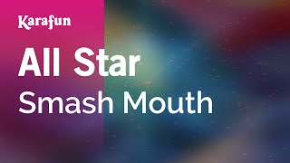 Karaoke All Star - Smash Mouth *