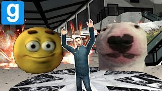 RUNNING FROM TERRIFYING WALTER! - Garry's mod Nextbots Funny moments