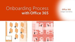 Simplify the process of onboarding. use yammer, teams, email, skype and more... get more impact with less effort.