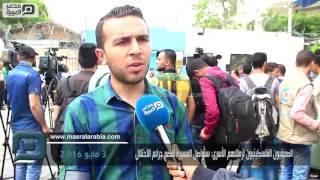 بالفيديو| صحفيو فلسطين لزملائهم الأسرى: سنواصل المسيرة