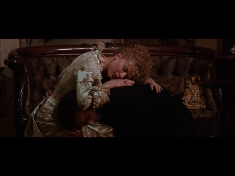 "Newland and Ellen Kissing Scene - ""The Age of Innocence"""