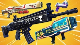 FORTNITE *NEW* BEST LEGENDARY WEAPONS EVER!! (Fortnite Save The World)