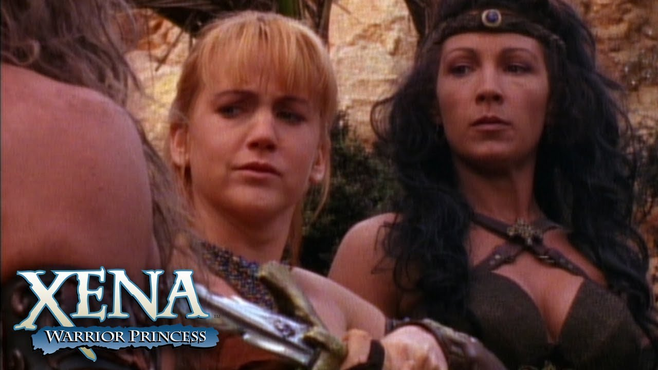 Warrior Princess All I Need To Know I Learned From Xena