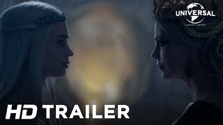 The Huntsman Winter's War – Official Trailer 2 (Universal Pictures)