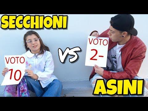 SECCHIONI VS ASINI 2