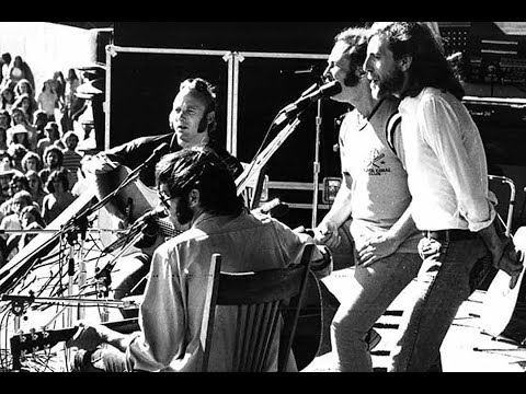 Seven Best Crosby, Stills, Nash and Young Fight Stories
