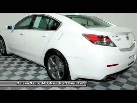 2012 acura tl tampa fl a013647a youtube. Black Bedroom Furniture Sets. Home Design Ideas