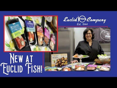 New At Euclid Fish: My Fish Dish