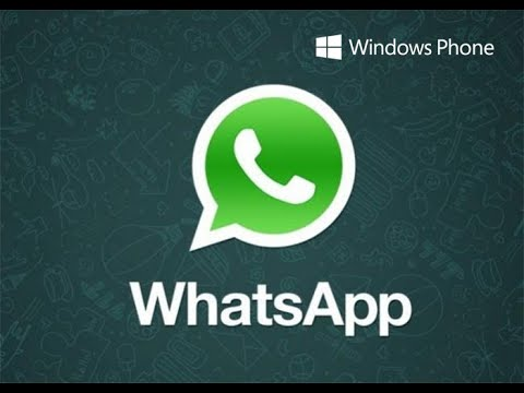 How to install and update WhatsApp in Windows phone