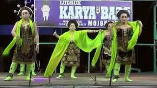 Download lagu JOGET SUROBOYO TARI NGREMO BUSANA PUTRI LUDRUK KARYA BARU LIVE MEDANGAN BENJENG GRESIK