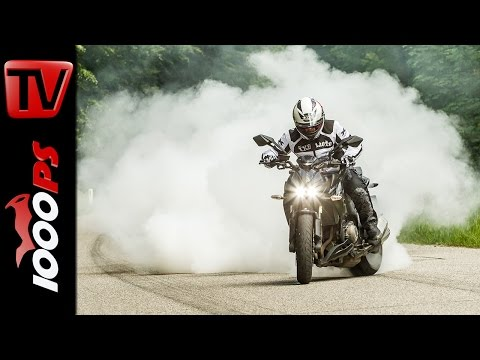 Kawasaki Z1000 2014- Test | 5 Meinungen - 1 Bike | Stunts, Action, Sound