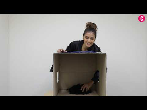 Niena Azman - What's In The Box Challenge