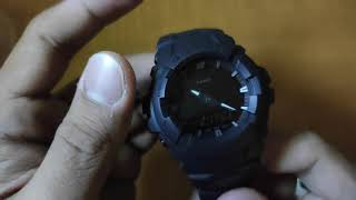 (G-SHOCK) G-100BB-1A Unboxing …