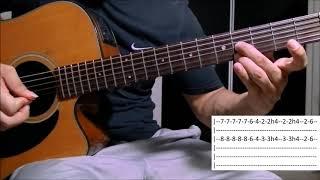 tijolinho por tijolinho enzo rabelo e zé felipe aula solo violão como tocar