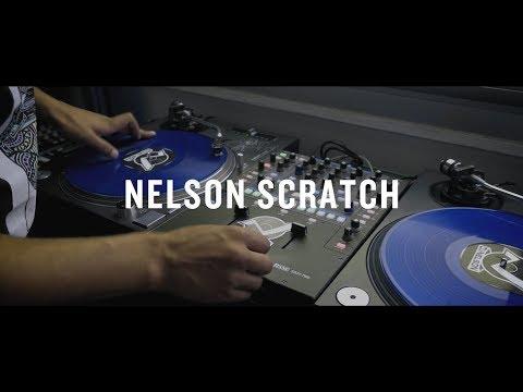 INSIDE TURNTABLISTS - NELSON SCRATCH - ROUTINE