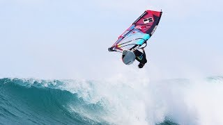 Kevin Pritchard and Camille Juban at AWT Goya Cabo Verde Pro