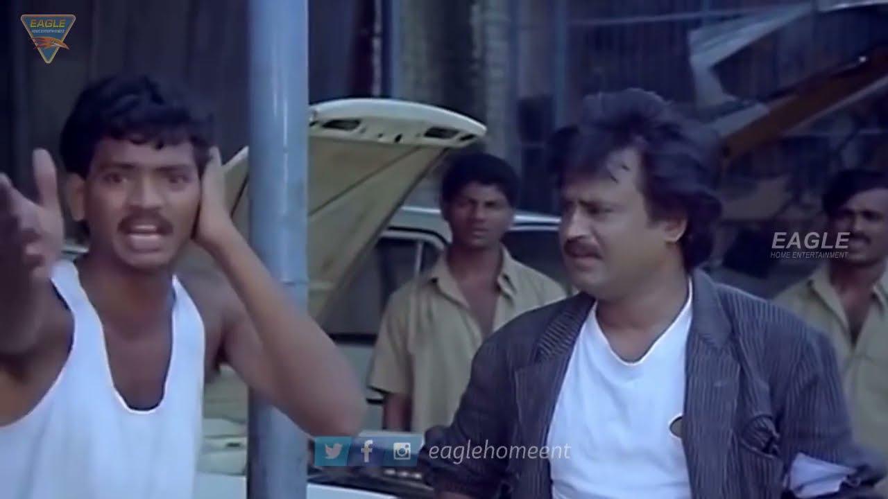 Rajinikanth Latest Super Hit Movie || Rajinikanth, Gautami, Janagaraj || Eagle Movies
