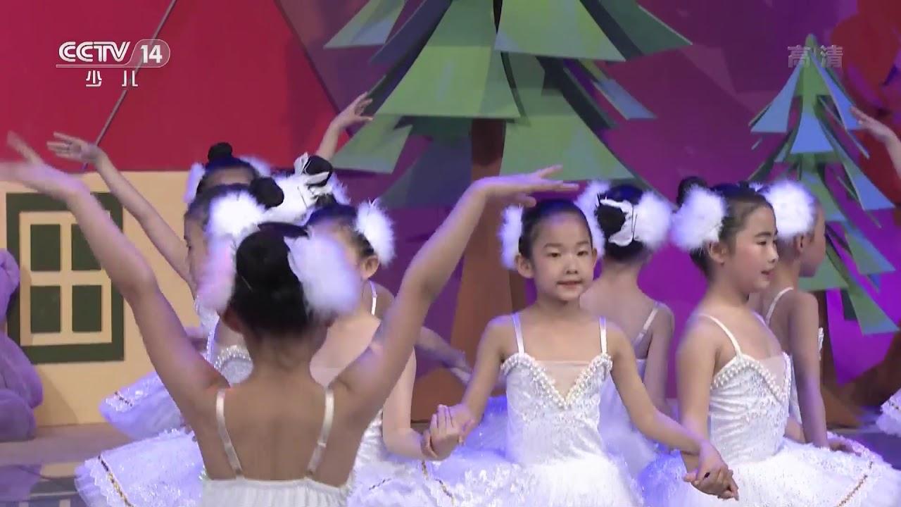 [英雄出少年]《芭蕾之梦》 表演者:刘美辰等 | CCTV少儿