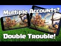 How to manage and create multiple accounts on Clash of Clans!
