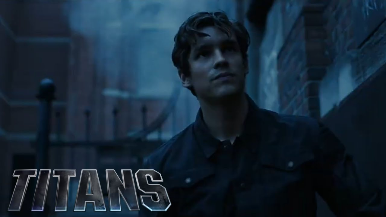 Download Titans 3x08 - Jason Talks to Dick About Being a Titan Again