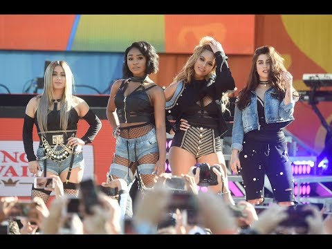 Fifth Harmony - Worth It (Live at the 2017 GMA)