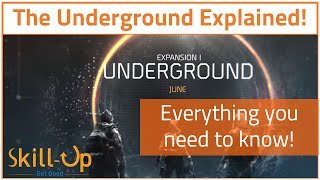 The Division | Underground Dungeons Explained (In Detail)!