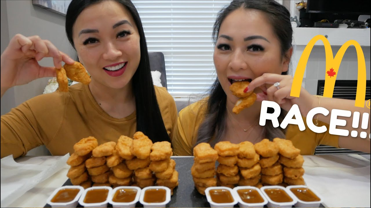 Mcdonald S Chicken Nuggets Race Challenge Sister Challenge Mukbang N E Let S Eat Sas Asmr Youtube Everyone has a different asmr triggers. mcdonald s chicken nuggets race challenge sister challenge mukbang n e let s eat sas asmr