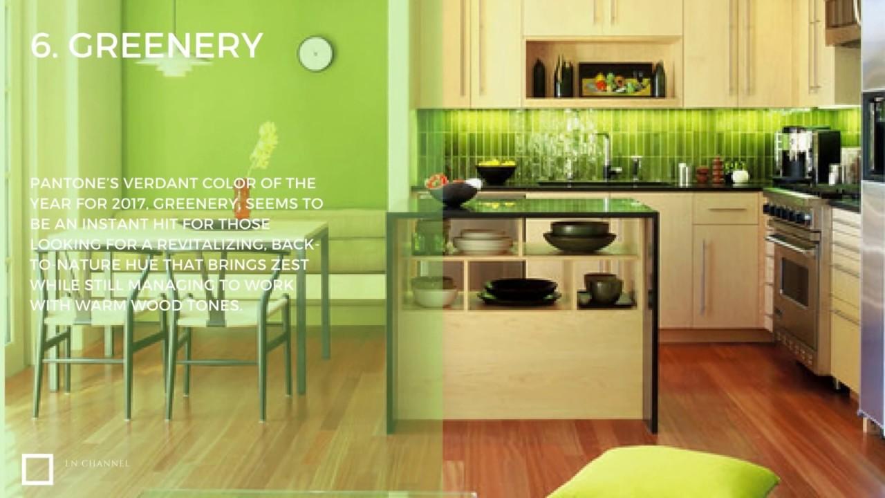 Top 10 Home Design Trends To Expect In 2017 iInterior Design