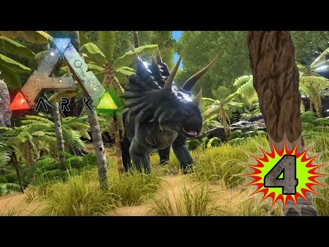 Data Plays - ARK: Survival Evolved Ep 4 - Learning Experience (1080p/60Fps)
