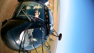 Extreme flight with Lajos Imreh and MI-2 helicopter