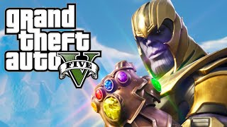 THANOS - Avengers Endgame - GTV 5